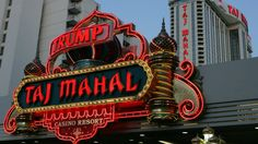 """Donald Trump has repeatedly touted his business successes during his presidential primary campaign. But from bankrupt casinos to the short-lived """"Trump Steaks"""", he has also overseen a host of busines… Trump Bankruptcies, John Trump, Donald Trump Business, Trump Taj Mahal, Archive Video, Current President, France 24, Top Universities"""
