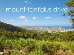 Getting to Know Hawaii: Mount Tantalus Drive #Hawaii #Oahu