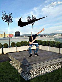Dab Nike dab