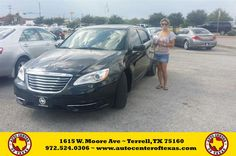 https://flic.kr/p/KGYkvh | Auto Center of Texas Customer Review | thank you mr hernandez great salesman customer for life auto center of texas thank you for the opportunity  sarina, deliverymaxx.com/DealerReviews.aspx?DealerCode=QZQH&R...