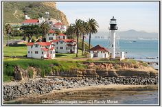 Point Loma Lighthouse, San Diego, CA