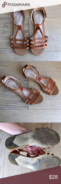 Bcbgeneration sandals Bcbgeneration sandals size 7.5 BCBGeneration Shoes Sandals