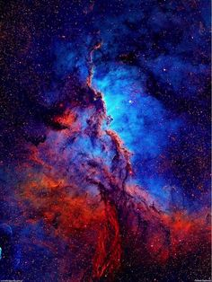 NGC 6193 & NGC 6188 (Curtis-Schmidt telescope at Cerro Tololo Inter-American Ob. NGC 6188 is an emission nebula located about 4000 ly away in the constel. Carl Sagan Cosmos, Space Photography, Space And Astronomy, To Infinity And Beyond, Deep Space, Milky Way, Science And Nature, Schmidt, Outer Space