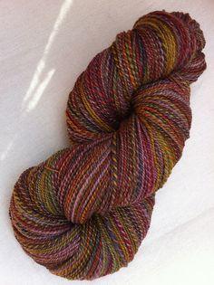 Ravelry: SpinSpin's Merino, Yak and Silk handspun yarn