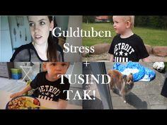 Vlog! Guldtuben, Stress - Nye idéer! TUSIND TAK!! :)