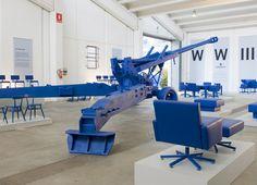 WWIII by Atelier Van Lieshout for Lensvelt