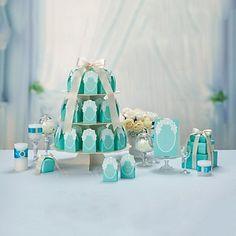 Chic Green Wedding Favor Boxes - set van 12 – EUR € 3.99