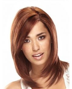 Fashion Lace Front 100% Remy Human Hair Wig