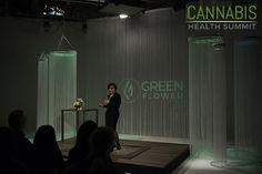 1st CannabisHealthSummit- #cannabis & #cancer, Mara Gordon spoke not only from her own experience in treating 600+ patients in #California, but also from scientific fact...