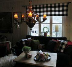 The livingroom in january