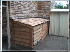 Pool Pump Shed Designs hide your pool pump with decking Pool Equipment Pump Box Shed Enclosure