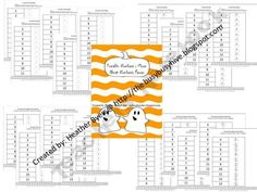 More and Fewer Pumpkin and Ghost Math Ladders product from TheBusyBusyHive on TeachersNotebook.com