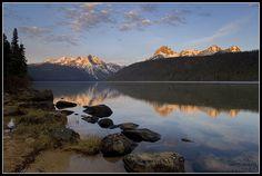 Redfish Lake  by David Kvapil