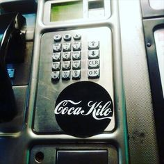 Coca Kilo #stickers #vlepki #street #cocakilo #coca_kilo #2k16 #uk #2016 #britishtelephone #bt1