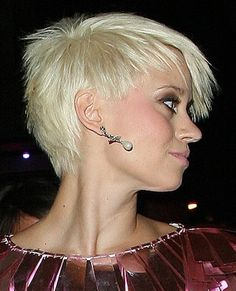 Very Short Haircuts on Female Does Not Choose Age Brackets