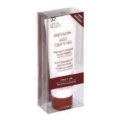 [2 Pack] Revlon Age Defying Instant Firming Face Primer for Dry Skin, 1.0 Fl Oz by Revlon. $32.98. Younger looking complexion. [2 Pack] Revlon Age Defying Instant Firming Face Primer for Dry Skin, 1.0 Fl Oz., (30ml). Botafirm infused formula helps minimize the apperance of lines and wrinkles. Moisture rich blend of emollients and vitamins. Revlon Age Defying Instant Firming Face Primers firm and smooth your skin for the optimal makeup application. Infused with Botaf...