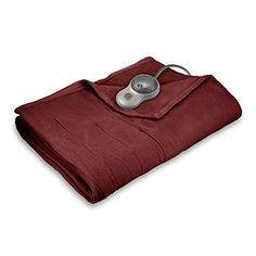 Sunbeam Quilted Fleece Heated Blanket with EasySet Pro Controller, Queen, Garnet -- Review more details @ http://www.amazon.com/gp/product/B0133DHNFU/?tag=ilikeboutique09-20&de=170816230522