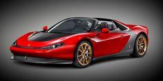 Sergio, le concept car conçu par Pininfarina en l'honneur de son fondateur pour Ferrari, est devenu réalité. Cette barquette de 605 chevaux développée sur le modèle de la Ferrari 458 Spider peut atteindre les 0 à 100 en 3 secondes. Une voiture qui n'a pas de prix, disponible en seulement 6 exemplaires, dont un a déjà été livré à Abu Dhabi.