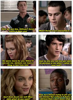 66 ideas for funny couple quotes tvs Teen Wolf Memes, Teen Wolf Funny, Teen Wolf Dylan, Dylan O'brien, Funny Mom Memes, Funny Quotes, Funny School Answers, Sterek Fanart, Teen Wolf Ships