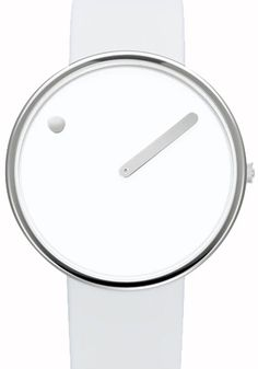 Rosendahl Picto White Watch | Free Shipping from Watchismo.com*