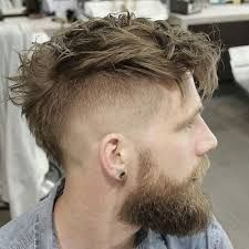 Image result for boys faux hawk with mullet