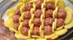 Meatball Recipes, Beef Recipes, Cooking Recipes, Healthy Recipes, Czech Recipes, Ethnic Recipes, Time To Eat, Cooking Light, Food 52