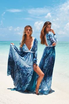 Swedish fashion brand Nelly launches a new spring-summer 2016 dress line perfect for the beach. Called the 'Ophelia' collection, the range features dreamy designs made for the sand and beyond. The collection was inspired by John Everett Millais' Ophelia painting featuring an ethereal water scene. The official campaign images star models Joanna Halpin and Lorena …