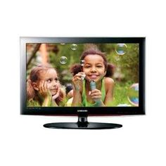 Samsung LN32D405 32-Inch LCD 720p HDTV by Samsung. Save 35 Off!. $259.99. Dynamic Contrast Ratio 20,000:1 Black tones and shadow areas are rendered superbly and with great range versus brilliant whites.  ConnectShare JPEG Connect a thumb drive or digital camera quickly and easily. User-friendly interface allows access to videos, a music playlist and pictures via the remote.  Wide Color Enhancer Plus  Wide Color Enhancer Plus allows you to see picture color the way the director originally…