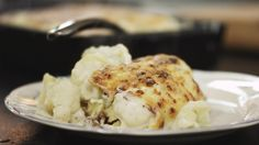 Cauliflower gratin with puree and minced meat Daily food Healthy Cooking, Cooking Recipes, Belgian Food, Cauliflower Gratin, Go For It, Dutch Recipes, Baked Apples, Four, Potato Recipes