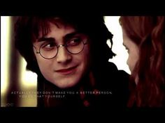 Harry and Hermione | 'You're my best friend' - YouTube
