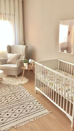 Neutral gender Nursery Neutral gender Nursery The post Neutral gender Nursery appeared first on Babyzimmer ideen. Baby Bedroom, Baby Boy Rooms, Baby Room Decor, Baby Boy Nurseries, Nursery Room, Girl Nursery, Nursery Decor, Nursery Armoire, Room Baby