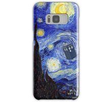 'A Starry Night Van Gogh Mountain Inspiration With Tardis' by Angelinas Tardis, Van Gogh, Samsung Galaxy, Night, Inspiration, Products, Biblical Inspiration, Gadget, Inspirational