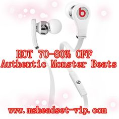 In-ear headphones,all 70-80% off sale, authentic guarantee, good service , free shipping!