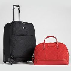 To do: Take a trip! Our classic luggage that is stylishly chic helps you get out of town.