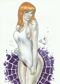 Mary Jane by Marc Holanda and Everton Sousa - Ed Benes Studio