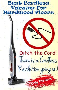 Best Upright Cordless Vacuum For Hardwood Floors