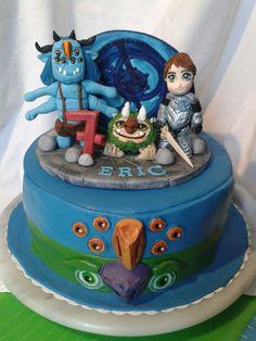 Trollhunters cake  Cakes  Pinterest  Cake and Birthday