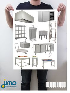 Poster. Design. Jimo. Stainless steel. Stainless Steel Fabrication