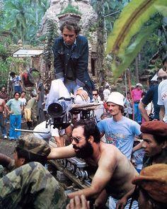 BROTHERTEDD.COM Scene Image, Scene Photo, Apocalypse Now Redux, Francis Ford Coppola, Film Stills, Film Director, Cinematography, Videos, Behind The Scenes