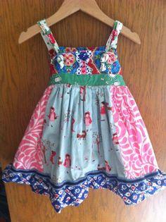 Matilda Jane Platinum knot Dress Size 2 #MatildaJane