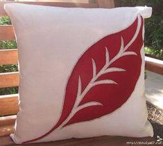 Декоративные подушки на любой вкус. Идеи для вдохновения!