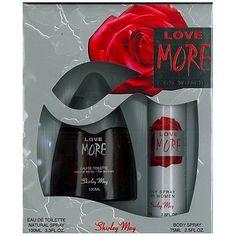 Love More Gift Set 2Pcs. [3.3 oz. Eau De Toilette Spray + 2.5 Oz. Body Spray ] Women . $11.99
