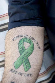 organ donor tattoo google s k tattoo pinterest tattoo and tattoo. Black Bedroom Furniture Sets. Home Design Ideas