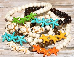 Starfish Bracelets | Resort 2013