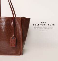 The Perfect Fall Tote- MZ Wallace