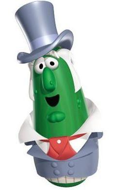 EbenezerNezzer  (Mr Nezzar) - VeggieTales Veggietales, Veggies, Humor, Christ, Guys, Vegetable Recipes, Vegetables, Humour, Funny Photos