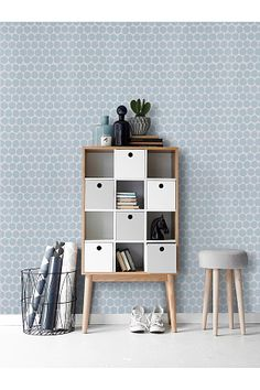Wallpaper by ellos Tapet Linette