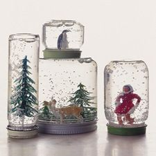 Baby Food Jar Crafts for Kids: Ideas for Creative Arts and Crafts Activities with Baby Food Jars with projects for Children, Teens, and Preschoolers Christmas Craft Projects, Noel Christmas, Christmas Crafts For Kids, Simple Christmas, Holiday Crafts, Holiday Fun, Christmas Gifts, Christmas Decorations, Homemade Christmas