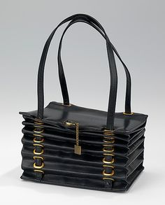 4f40a3a7c65 Bag André Dallioux (French) Date: ca. 1962 Vintage Portemonnees, Vintage  Schoenen