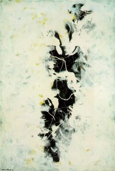 Jackson Pollock (January 1912 - 1956) | Abstract-Expressionism | The Deep - 1953
